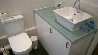 Bespoke basin unit